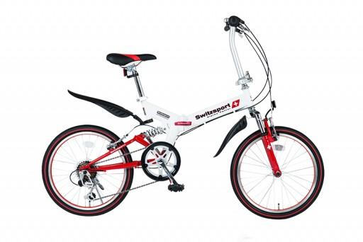 Switzsport-Tech 折り畳み自転車