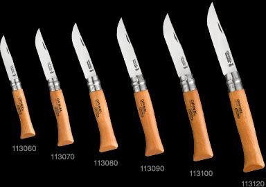 オピネルフォールディングナイフ