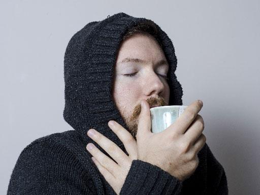 冷めたコーヒー