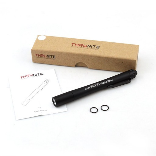 ThruNite Ti4 コンパクト LED ペンライト