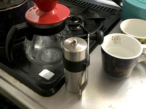 ポーレックス セラミックコーヒーミル
