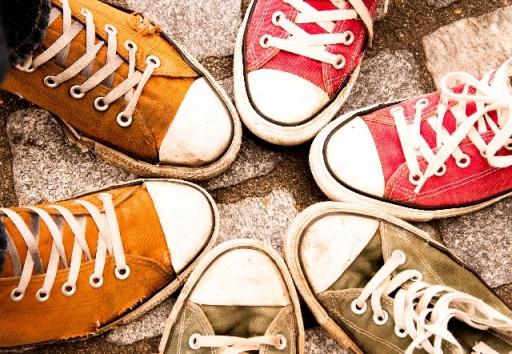 靴擦れをしない靴下
